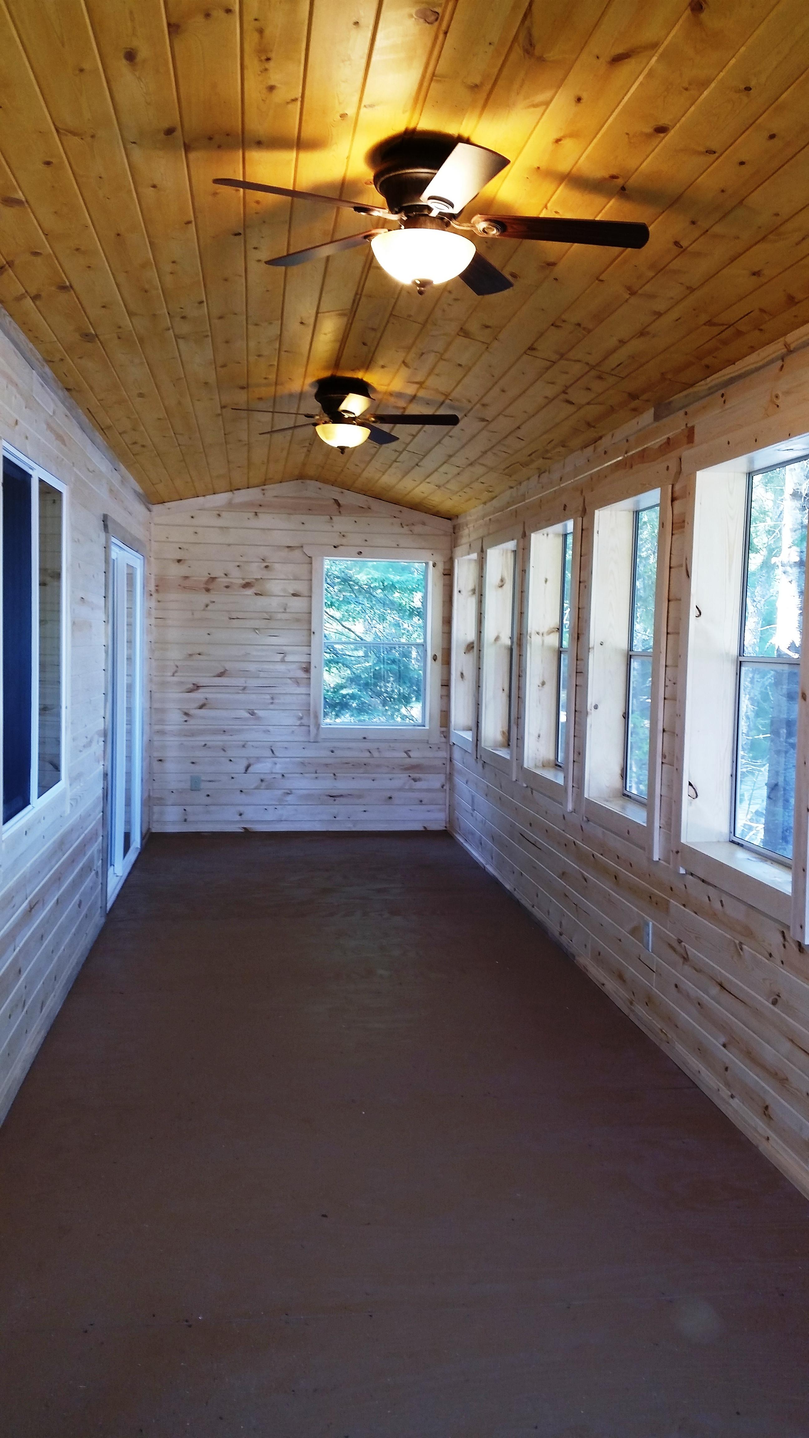 cabin 8 porch 2