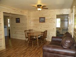 cabin 8 dining