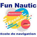 Questions d'examen Fun Nautic gratuites.
