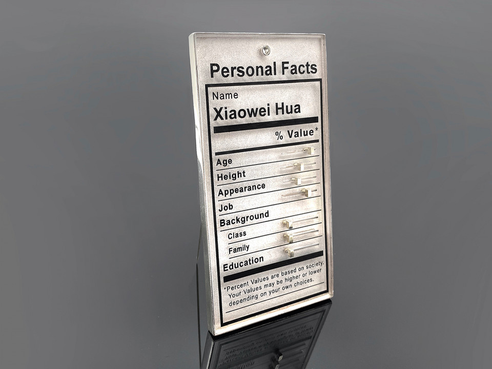 PERSONAL LABEL