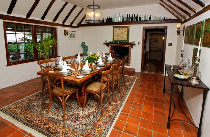 Formal diningroom
