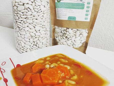 Φασολάδα παραδοσιακή ( με λίγα υλικά)