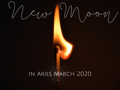 New Moon in Aries: Bold Beginnings
