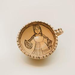 Piezas de cerámica y barro