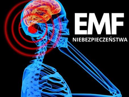 """Niebezpieczeństwo EMF i 5G: mechanizmy stojące za """"innowacją"""" wszechczasów ☠️"""