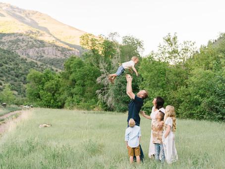 Dewitt Picnic Area - Locations - Logan, Utah Photographer