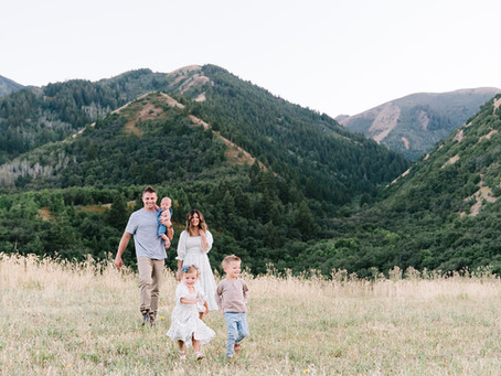 Mendon Mountain View - Locations - Logan, Utah Photographer