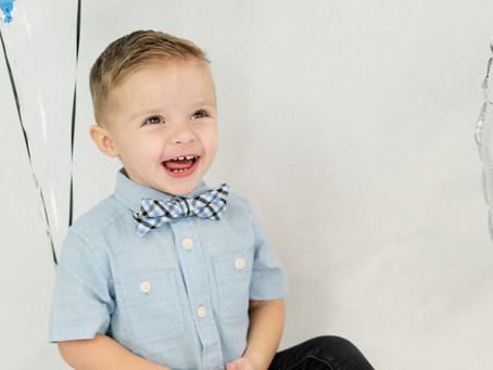 Declan - 2-Yr-Old Session - Logan Utah Photographer