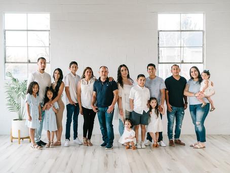 Baudelio Family Session - Logan, Utah Photographer