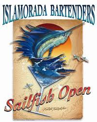 Islamorada Bartenders Sailfish Tournament