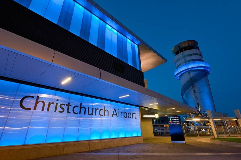 Christchurch International Airport