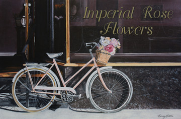 'Imperial Rose Flowers' - $1500