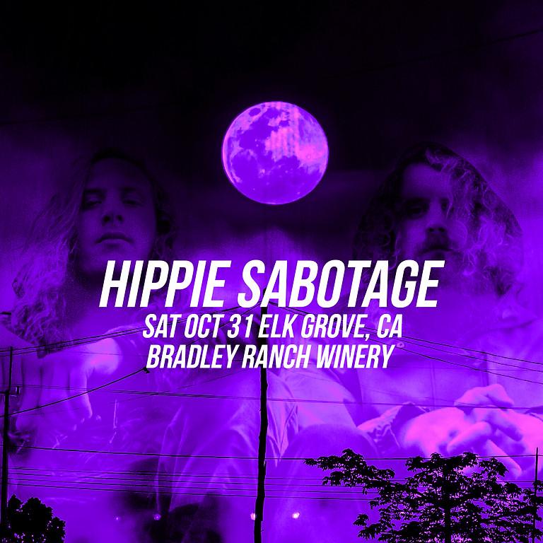Halloween with Hippie Sabotage
