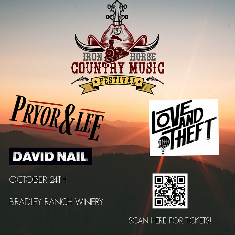 Iron Horse Country Music Festival (Live Drive-In)