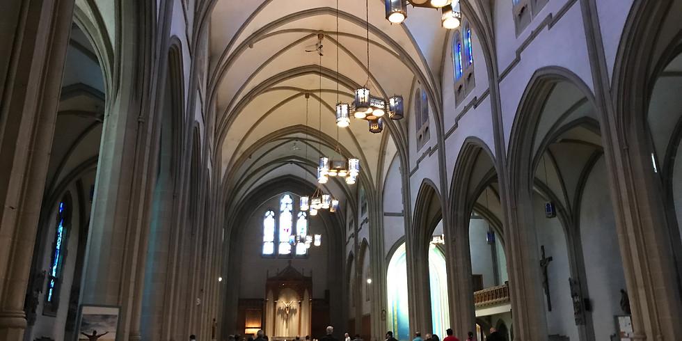 Soirée d'information à l'Église Saint-Alphonse-D'Youville