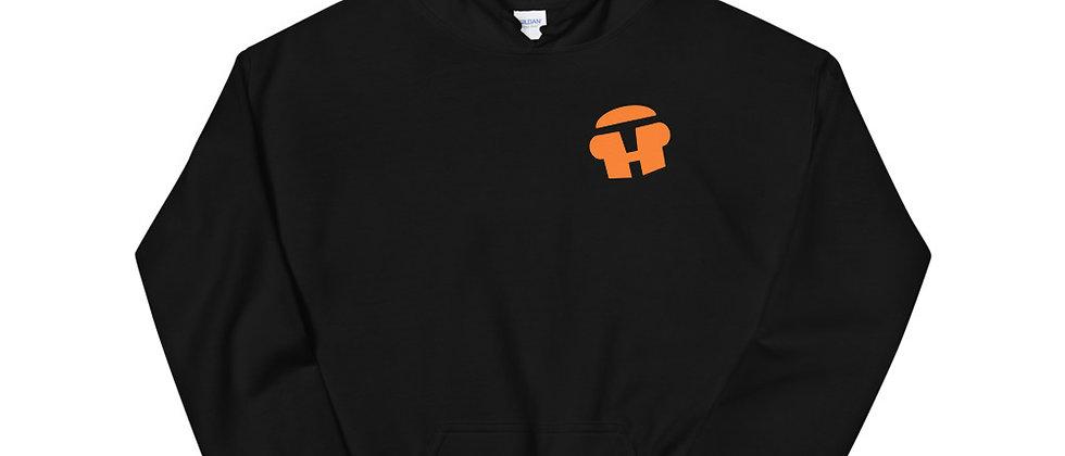 """Head Tilt Logo"" - Unisex Hoodie"