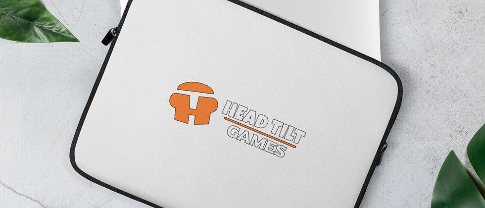 """""""Head Tilt Logo"""" - Laptop Sleeve"""