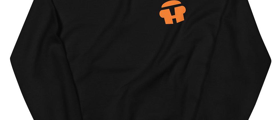 """Head Tilt Logo"" - Unisex Sweatshirt"