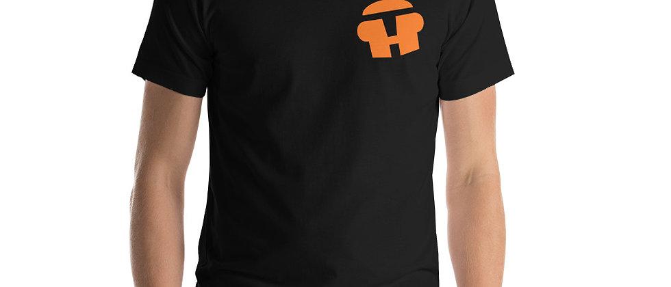 """Head Tilt Logo"" - Short-Sleeve Unisex T-Shirt"