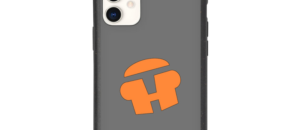 """Head Tilt Logo"" - Biodegradable phone case"
