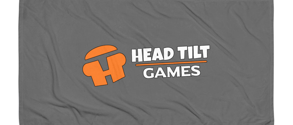 Head Tilt Towel