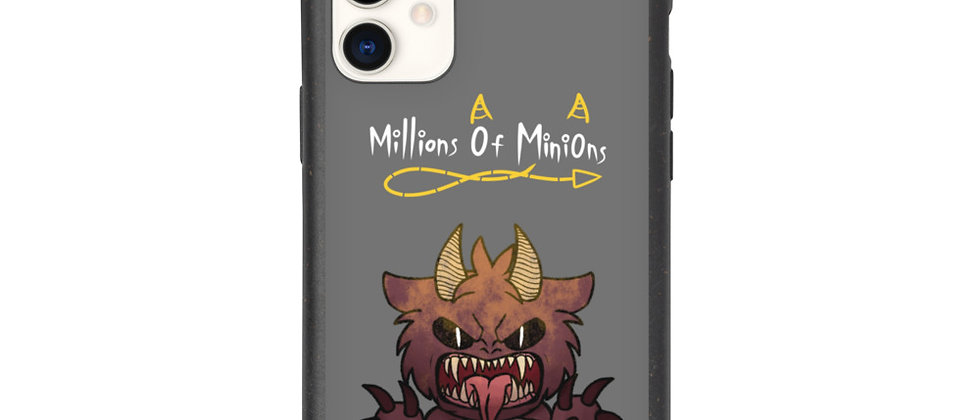 """""""Millions of Minions"""" - Biodegradable phone case"""