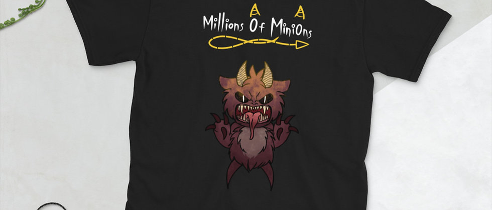 """Millions of Minions"" - Short-Sleeve Unisex T-Shirt"