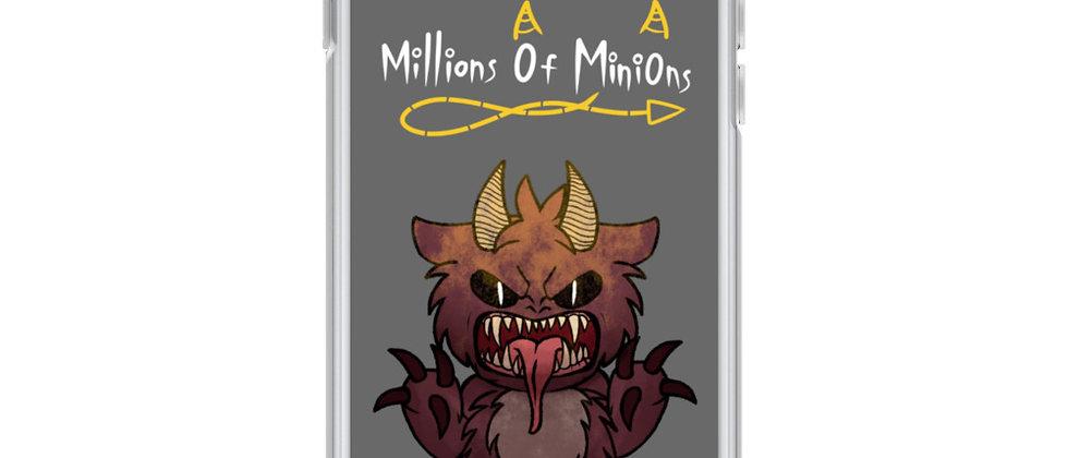 """Millions of Minions"" - Liquid Glitter Phone Case"