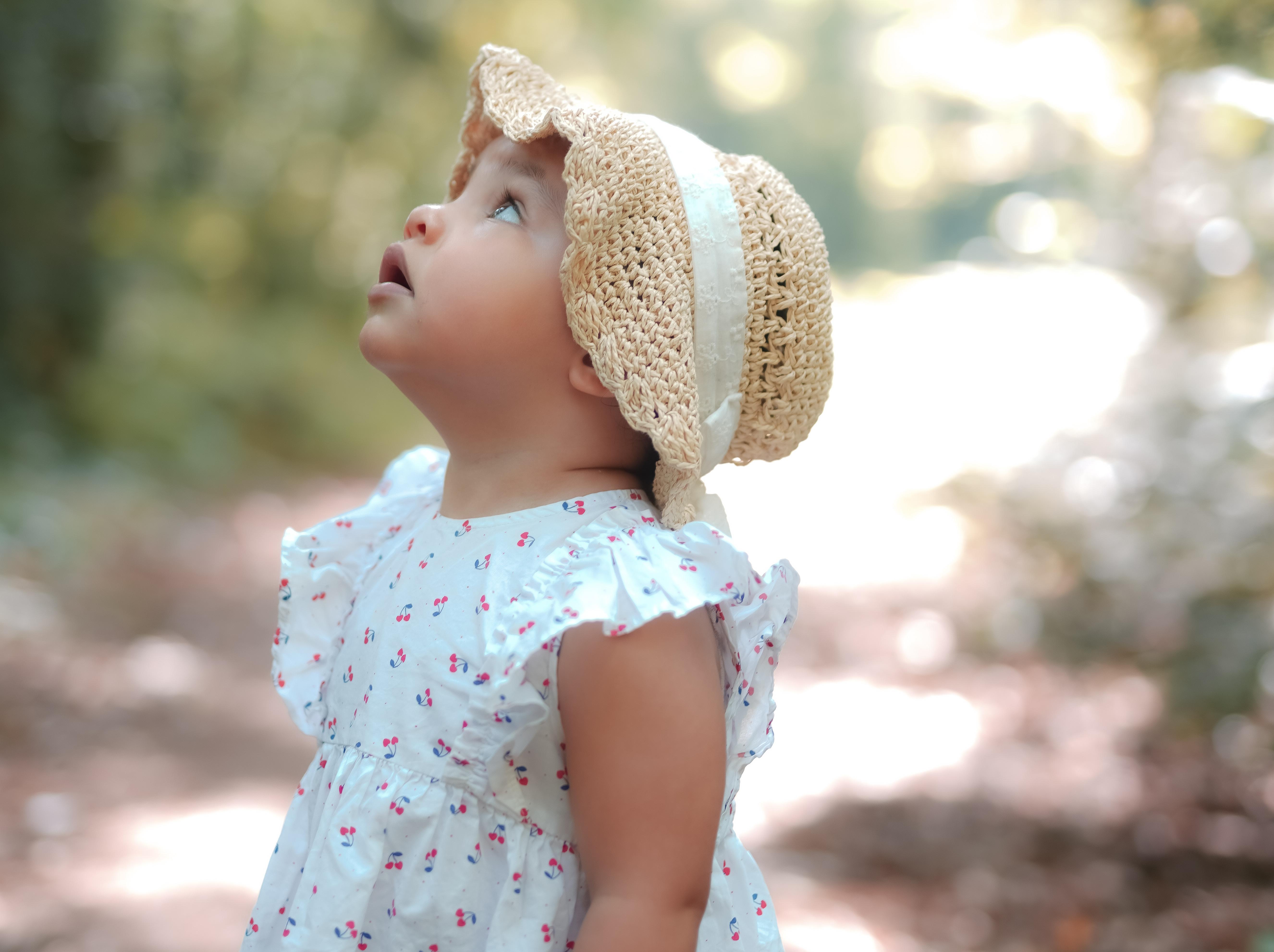 Séance photo enfant en forêt
