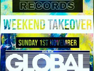 MASSÏME - Global Radio Cork - 11:00PM 01.11.2020