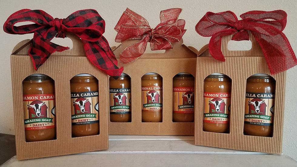 Caramel Gift Pack - 2 Pack