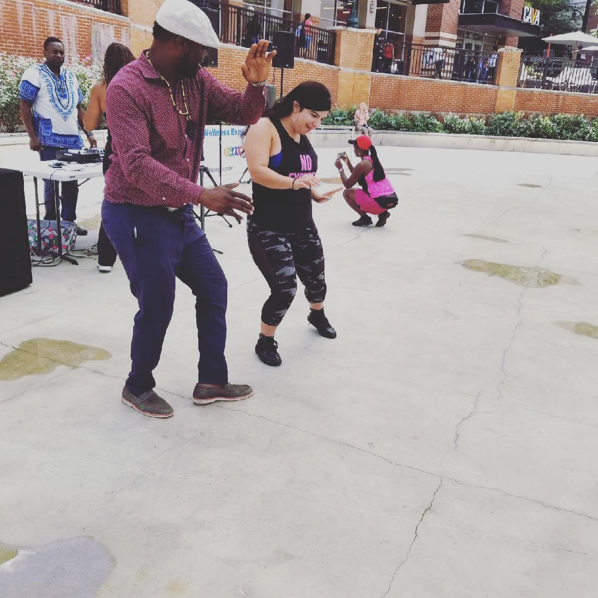 Silver Spring Dance Fitness Festival Sept 2017