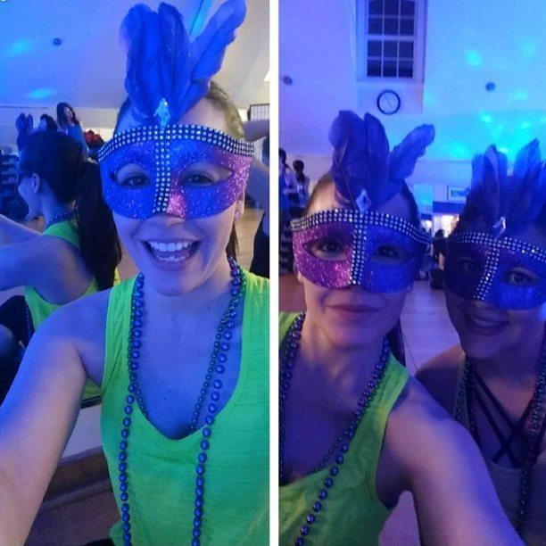 Mardi Gras Party!