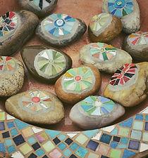 Pietre sul Mosaico Bowl