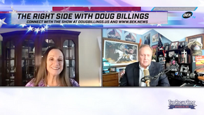 Lt. General McInerny and Maria Strollo Zack on The Right Side with Doug Billings – 06.22.2021