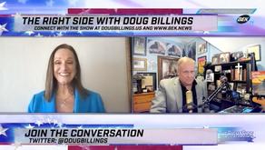 Full Maria Strollo Zack Interview on Doug Billings – 04.19.21