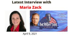 Maria Strollo Zack on with Doug Billings – 04.09.21