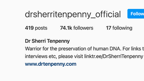 Instagram LIVE: Maria Strollo Zack with Dr. Sherri Tenpenny