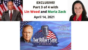 Exclusive Interview with Maria Strollo Zack, Part 3 of 4 – 04.14.21