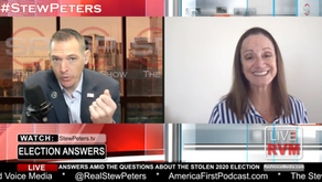 Maria Strollo Zack interview with Stew Peters on RVM – 05.24.21