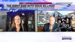 Doug's Latest Interview with Maria 06.14.2021