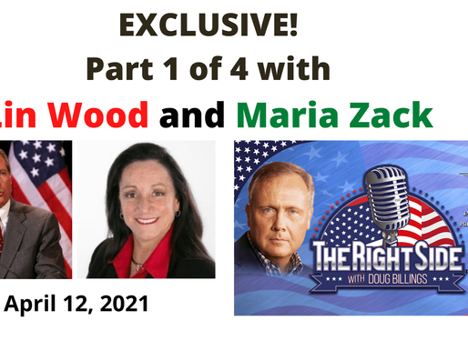 Exclusive Interview with Maria Strollo Zack, Part 1 of 4 – 04.12.21