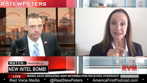 Maria Strollo Zack on Stew Peters Show: ItalyGate & Spygate carried out by same personnel – 05.26.21