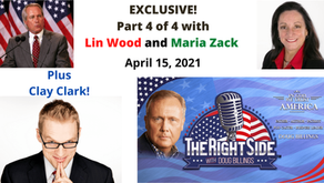 Exclusive Interview with Maria Strollo Zack, Part 4 of 4 – 04.15.21