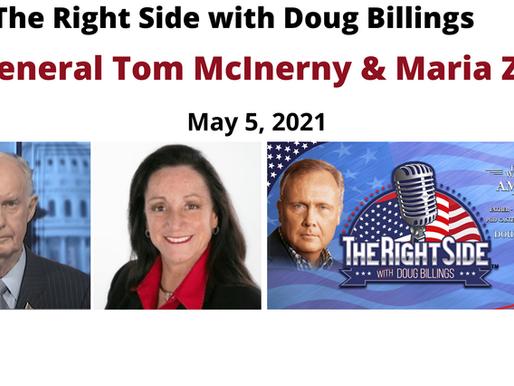 BREAKING NEWS from Maria Strollo Zack & General McInerny – 05.05.21