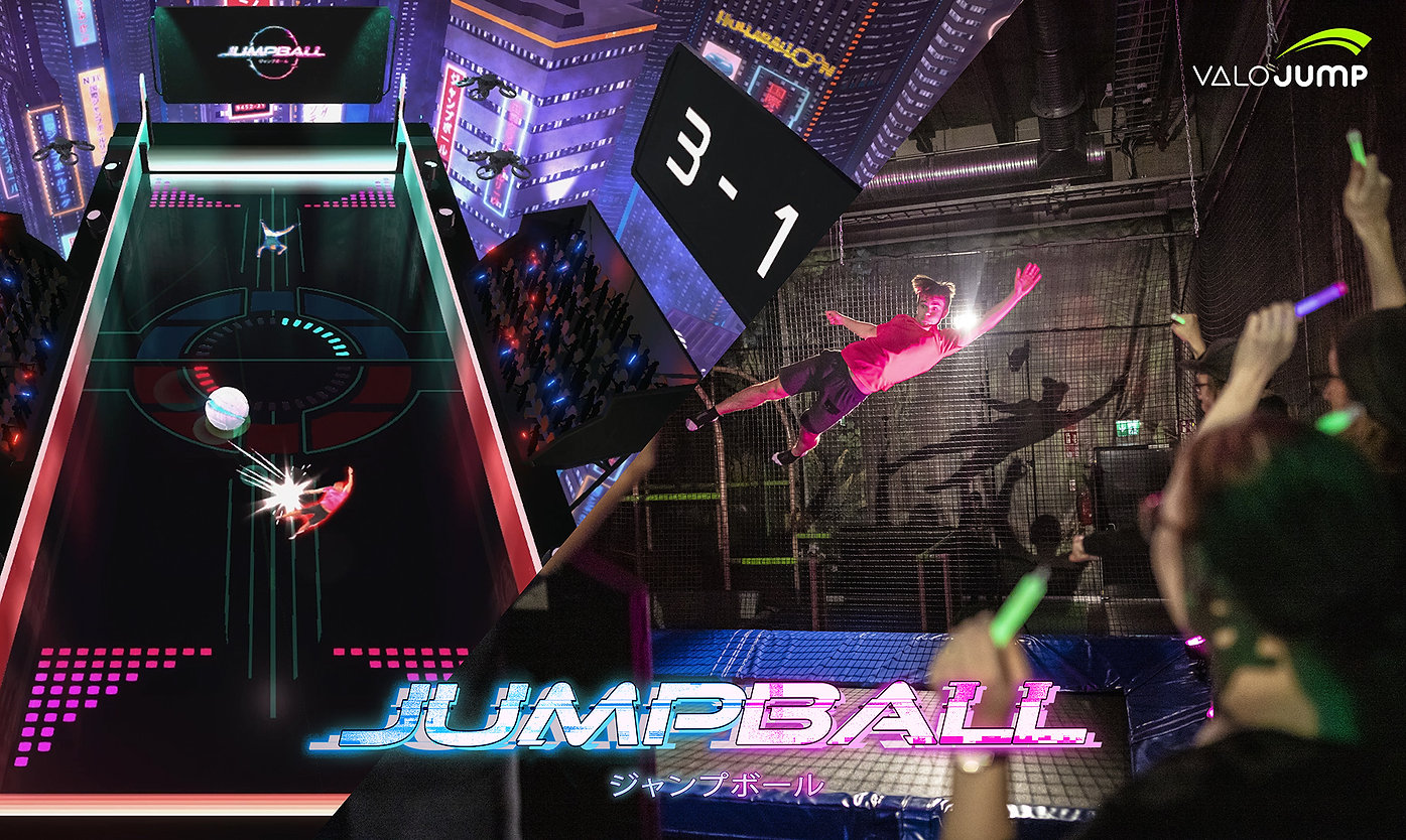 Jumpball for ValoJump 50_50 real life an