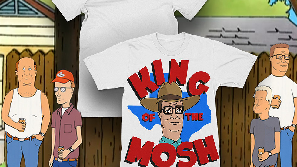 KING OF THE MOSH!
