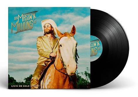 "Limited Edition 12"" Vinyl LP"