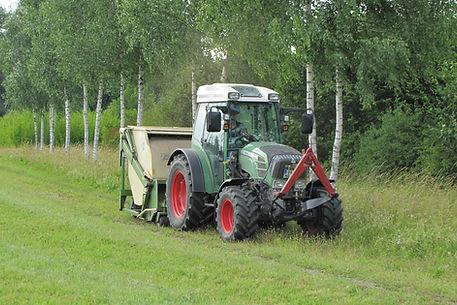 Grünflächenpflege