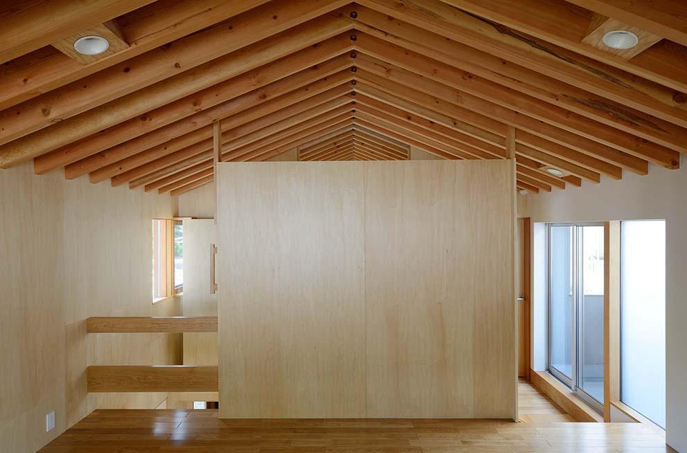 House in NIJYOOJI